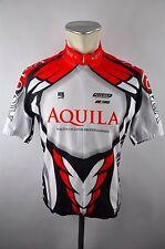 BCM Aqulia Bike cycling jersey maglia Rad Trikot Gr. M 56cm X06