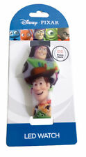 Disney Pixar Toy Story LED Watch Accutime Watch Corp. New