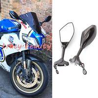 Arrow LED Turn Signals Mirrors Motorcycle For Suzuki SV650S SV1000S Katana 600