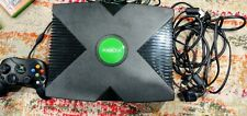 New listing xbox original with cables and one controller