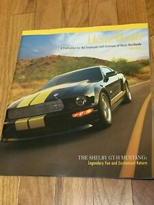 CARROLL SHELBY !! HERTZ RENT A RACER LIMITED PUBLICATION. RARE!!
