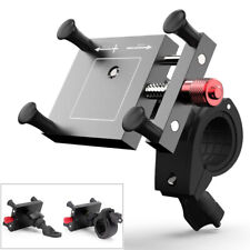 Verstellbar Ständer Telefon Motorrad Halterung Handy Aluminiumlegierung Rennrad