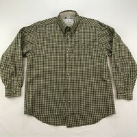 Columbia Mens Casual Shirt Long Sleeve Size M