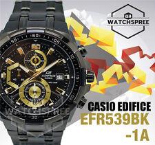 Casio Edifice Watch EFR539BK-1A