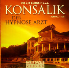 2erCD Konsalik - the Hypnosearzt