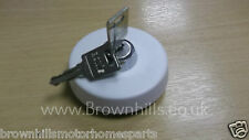 HYMER MOTORHOME & CARAVAN FRESH WATER LOCKING CAP WITH KEYS