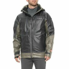 Mens S, M, L, Columbia TITANIUM OUTDRY EX MOGUL INSULATED WATERPROOF JACKET