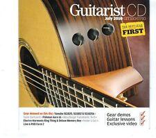 (GR710) Guitarist CD, Git #330 July 2010 - 2010 CD