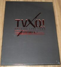 TVXQ! SPECIAL LIVE TOUR T1ST0RY TISTORY I AM HERE BESIDE YOU PHOTOBOOK SEALED