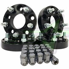 4 WHEEL ADAPTERS 5X5 TO 5X4.5 1"
