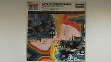 MOODY BLUES - DAYS OF FUTURE PASSED (run-outs ZAL-8078-1W, ZAL-8079-2W)