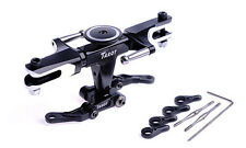 Tarot 450 Pro Flybarless Metal Head Rotor Set Silver/black TL45110-01/02