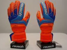 Reusch Soccer Goalie Gloves PRISMA ProG3 Ortho Sleek SZ 9 3870980S Finger Stays