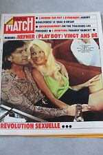 paris match 1288 du 12 janvier 1974 hefner playboy dutronc tabarly kennedy mao