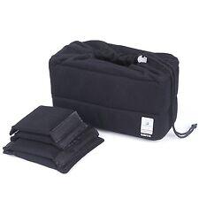 Koolertron NEW Shockproof DSLR SLR Camera Bag Partition Padded Camera Insert ...