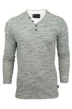 Magliette da uomo grigio, con scollo a y taglia M