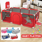 Baby Playpen Kids Toddler Safety Play Yard Activity Center Home Indoor Outdoor