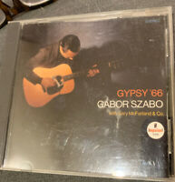 GABOR SZABO GYPSY '66 CD JAPAN IMPULSE! Obi Strip Lounge Wow