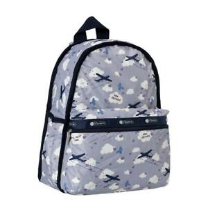 LeSportsac Classic Collection Basic Backpack in Send Off Lavender NWT