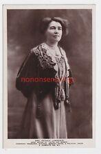 More details for suffragette mrs pethick lawrence women's social & political union rp e20c -su32