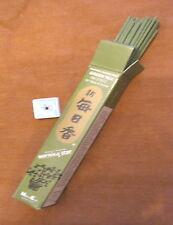 50 bastoncini incenso giapponese Nippon Kodo té the verde MORNING STAR e minibru