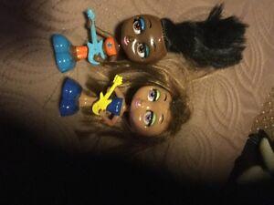 Vintage Wind Up McDonalds Diva Starz Dolls