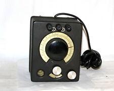 Philips * Philoscop * Modell GM4140 / 22 RC Messbrücke * 1939 Museum 10789