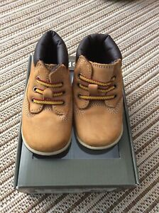 TIMBERLAND infant boy boots shoes size 2