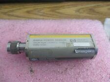 Hewlett Packard Model: 8484A Power Sensor.  10 MHz - 18GHz <