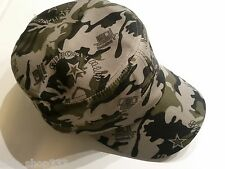 Urban Camo  Adjustable Hat BaseBall Cap - Cadet style ,military Army