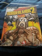 Bradygames Guide Borderlands 2 Xbox 360 PS3 PS4  Xbox One Gearbox 2k Games