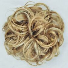 Extra Long Wavy Scrunchie Hair Piece Pony Wrap Wig Add On - CHOOSE YOUR COLOR!