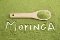 BIO Moringa Blattpulver | Meerrettichbaum Pulver | Moringapulver | Blatt