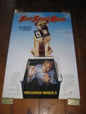 SEE SPOT RUN Original  Poster 27 x 40 - DBL SIDED