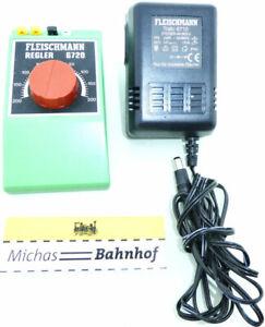 Fleischmann Throttle Control Set 6710 Controller 6720 Primary 230V Sec 14V-12 VA