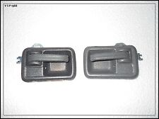 "SUZUKI INSIDE INNER DOOR HANDLE SET "" LEFT & RIGHT "" JIMNY SAMURAI SIERRA DROVER"
