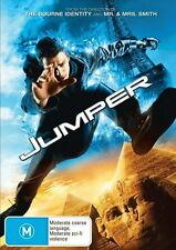 Jumper -  Action / Thriller / Adventure / Fantasy - Hayden Christensen - NEW DVD