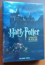 Harry Potter  DVD ( Complete 8-Film Collection )