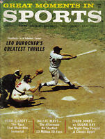 1961 Great Moments in Sports,Baseball magazine,Willie Mays,San Francisco Giants