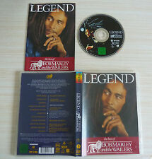 DVD PAL MUSIQUE THE BEST OF BOB MARLEY AND THE WAILERS LEGEND ALL ZONE