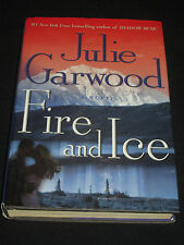 msm* SALE : JULIE GARWOOD ~ FIRE AND ICE  hb