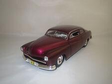 Ertl/American Muscle  (1951)  Mercury  (weinrot-met.)  1:18 ohne Verpackung !
