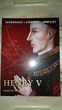 Osprey Publishing: Command Series # 8 - HENRY V
