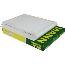 Original MANN-FILTER Innenraumluft Pollenfilter Innenraumfilter CU 2622