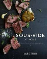 SOUS VIDE AT HOME: The Modern Technique for Perfectly Cooked Meals(0399578064)