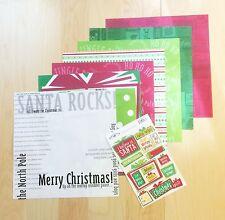 Karen Foster Design Scrapbooking Kit - Christmas