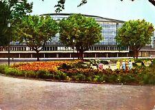 Dortmund , Westfalenhalle , Ansichtskarte, 1958 gelaufen