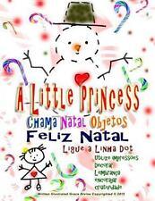 A Little Princess Chama Natal Objetos Feliz Natal Ligue a Linha Dot Utilize...