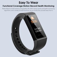 Xiaomi Redmi Smart Watch Band Color AMOLED Display Heart Rate Monitor Bracelet