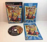 Buzz! The Mega Quiz (Sony PlayStation 2, 2007)